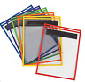Magnetic Dry Erase Sleeves x 3 Classroom Resources