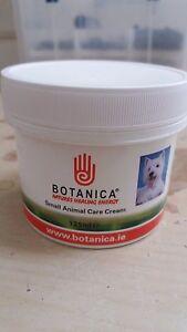 Botanica Small Animal Skin Care Cream 125ml Natural Herbal  Cream