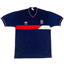Original Dundee FC 1985/1986/1987 Home Football Shirt Umbro MEN'S SMALL