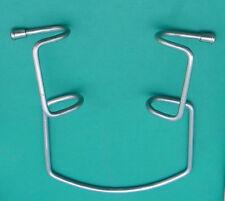 Lip rétracteur oral implants, dentaires instruments chirurgicaux ce.