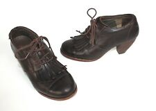 Stiefel und Stiefeletten in Größe EUR 38 aus Leder mit hohem