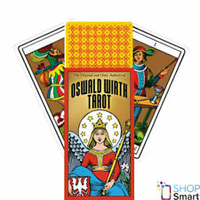 OSWALD WIRTH TAROT DECK CARDS MARSEILLES ORACLE ESOTERIC US GAMES SYSTEMS NEW