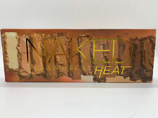 URBAN DECAY NAKED HEAT EYESHADOW PALETTE New Never Opened.