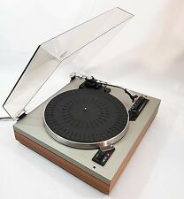 GARRARD DD75 Direct Drive giradischi (Pitch Control) & Manuale + GRATIS UK Consegna