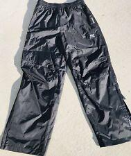 Helly Hanson Outdoor Shell Pants Lightweight Waterproof Helly Tech Medium Black
