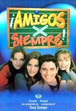 Telenovela completa Dvds's Amigos por siempre 20 Dvd's $100.00