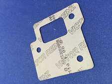Stihl chainsaw MS390 muffler heat shield OEM exhaust gasket 1127-149-0601
