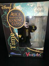 "Vinimates Alice through the Looking Glass Movie Time Vinyl 4"" Figure New in Box"