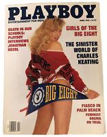 Cary Catrell [Playboy Magazine Vol 39 # 4 April 1992] Wendy Kaye