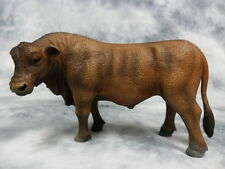 CollectA NIP * Red Angus Bull * 88508 Steer Cow Beef Model Toy Figurine Replica