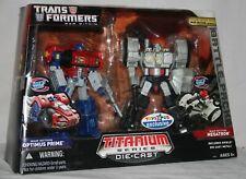 transformers titanium TRU war within optimus megatron micro machine galoob MISB