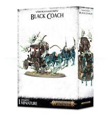 Black Coach Nighthaunt Warhammer Age of Sigmar NIB PRESALE Ships 8/6!
