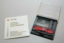 Leica R8 R9 Camera Microprism Split Image Focusing Screen 14343