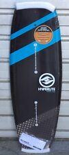 Neues Super TOP Hyperlite Rebel 119 Junior Wakeboard mit  Molded In Fins Super