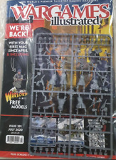 WARGAMES ILLUSTRATED - ISSUE 391 JULY 2020 - WE'RE BACK I WITH SPRUE