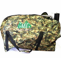GMG TOTE BAG Davy Crockett Green Mountain Grill BBQ Part GMG-6015  CAMO - SALE!