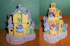 Polly Pocket BLUEBIRD 1996 Disney THE ARISTOCATS - MAISON LES ARISTOCHATS -P72