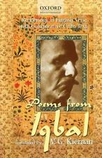 Poems from Iqbal : Renderings in English Verse with Comparative Urdu Text