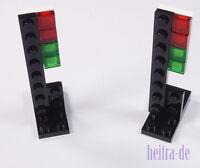 LEGO City - 2 x Eisenbahn - Signal / Ampel NEUWARE