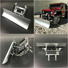 1/10 Alloy Snow Shovel Car Parts For TRAXXAS trx-4 TRX4 SCX10-lI RC Crawler Car