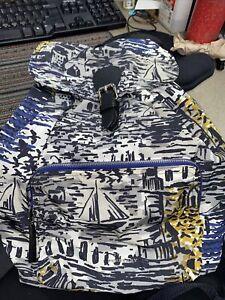 Burberry Nylon Backpack Multicolor