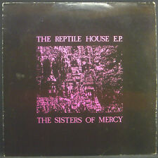 """12""""-Maxi SISTERS OF MERCY - the reptile house e.p"""