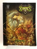 HORDES - Primal RPG Guide (2010, Privateer Press, Softcover) NEW Unread