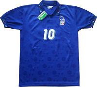 maglia Baggio diadora ITALIA 1994 USA 94 world cup mondiale match worn player M