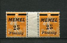 Memel  Nr. 58 ZW postfrisch **  (D746)