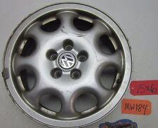 95 96 97 PASSAT VW 15X6 15 x 6 ALUMINUM WHEEL RIM 8 SPOKE CAR USED SPARE TIRE OE