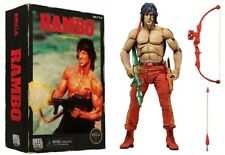 Rambo Action Figure Video Game Style NECA NIB Reel Toys NIP MGM