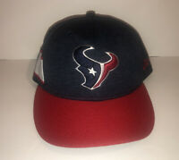 New Era 59Fifty NFL Houston Texans '18 Sideline Home Snapback Hat 7 3/8