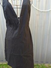CUE black  dress as new, beautiful LBD style for day to night