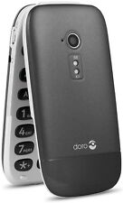 Doro Phone Easy 631 -Black (Unlocked) Big Button, FM,Camera 3G Mobile Phone