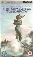 THE DAY AFTER TOMORROW - Dennis Quaid, Jake Gyllenhaal (UMD for PSP 2005)