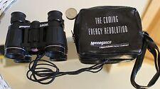 New listing Vtg Minnegasco Sakar 4X30 Coated Lens Binoculars With Orig Case Noram Energy Co