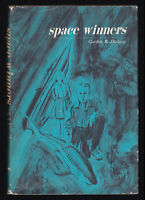 1965 Vtg Gordon B. Dickson Space Winners First Edition Teenage Sci-Fi Novel 1st