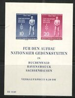 Germany - GDR/DDR 1955 Sc# 237a MH VG/F - Monument to Victims of Fascism