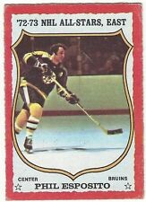 1973-74 OPC HOCKEY #120 PHIL ESPOSITO - VERY GOOD-