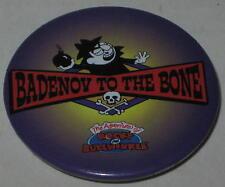 "Rocky & Bullwinkle Boris ""Badenov to the Bone"" Pin 1.75"" - Licensed 2000"