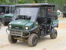 2014 Kawasaki 4010 Trans 4Wd Industrial Equipment Cart Gas Dump Bed bidadoo