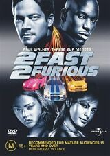 2 Fast 2 Furious (DVD, 2003) New Sealed Paul Walker Tyrese