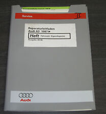 Werkstatthandbuch Audi A3 Quattro Typ 8L Fahrwerk Eigendiagnose ABS ab 1997