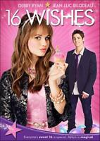 16 WISHES NEW DVD