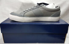 Ralph Lauren Mens Shoes Ian Basic Gray Size 9.5 Agsbeagle