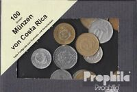 Costa Rica Münzkiloware 100 Gramm