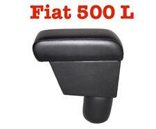 Bracciolo Fiat 500 L nero black Trekking customized Armrest Premium Accoudoir