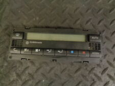2002 VW GOLF 1.9 TDI MK4 HEATER CONTROL PANEL UNIT