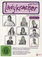 Ladykracher - Box Staffel 1 - 5 (10 Discs)   DVD   Zustand gut