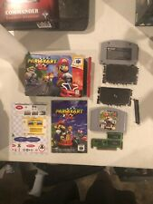 Mario Kart 64 (Nintendo 64, 1997)